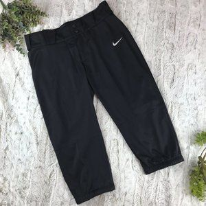 [Nike] Diamond Invader 3/4 Length Softball Pants M